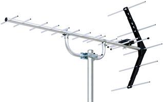UHF14素子アンテナUA14