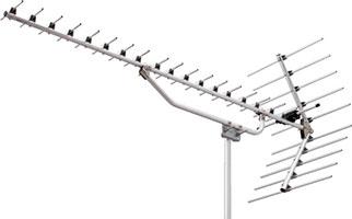 UHF20素子アンテナ(ステンレス)UWN20S1