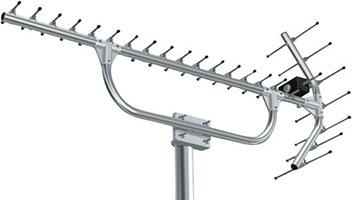 UHF20素子アンテナ(超高層用・ローチャンネル)YAL25-ULSK