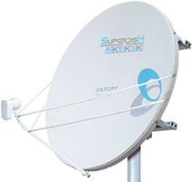 90形BS・110度CSアンテナ(耐風速90m.s)[2K・4K・8K対応]BC902SH