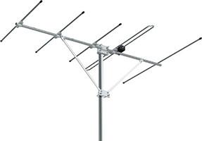 FM5素子アンテナ(超高層用・ステンレス)YAL5-F3SK