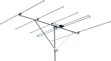 FM5素子アンテナVSFMW1