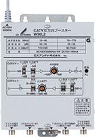 CATV双方向ブースター(30dB形)W30L2H