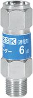 アッテネーター(6dB)[2K・4K・8K対応]AT6LCS