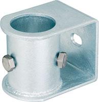 側面金具(下・40A用)MW-40-1