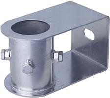 側面金具(上・50A用・ステンレス)MW-50YS