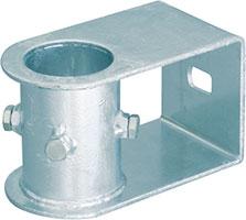側面金具(上・50A用)MW-50Y