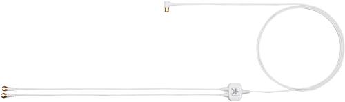 2分配器 入力・出力ケーブル付[2K・4K・8K対応] 2DL2WS(B)