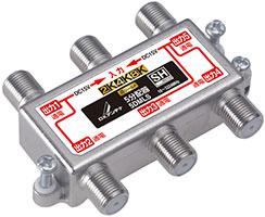 5分配器(全端子通電形)[2K・4K・8K対応]5DMLS