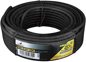 同軸ケーブル(20m)[2K・4K・8K対応]S4CFB20SB(P)