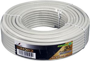 同軸ケーブル(30m)[2K・4K・8K対応]S4CFB30S(P)