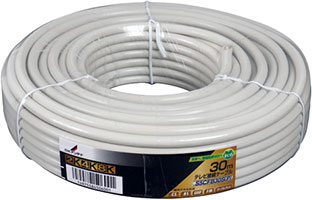 同軸ケーブル(30m)[2K・4K・8K対応]S5CFB30S(P)