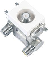 小形直列ユニット中間用(通電仕様)[2K・4K・8K対応]SU7CL2S