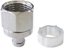 F形接栓(4C用)[2K・4K・8K対応]F-4SN