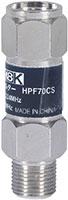 CATV流合雑音防止用ハイパスフィルター[2K・4K・8K対応]HPF70CS