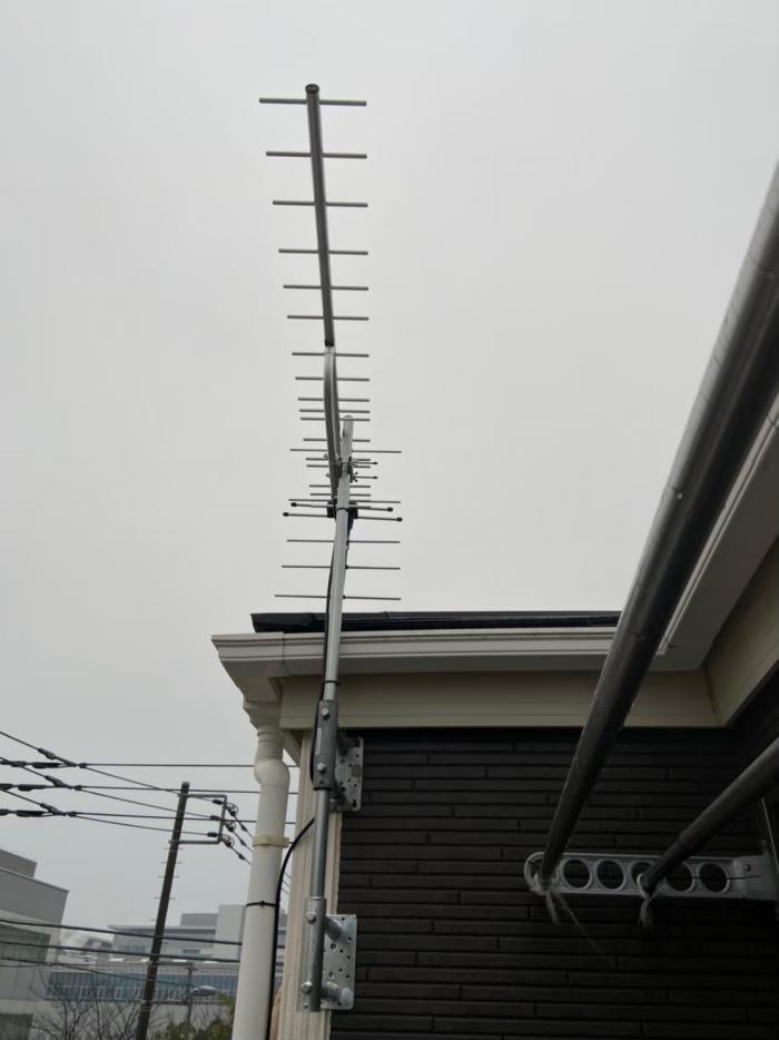 大田区下丸子|八木式アンテナ工事