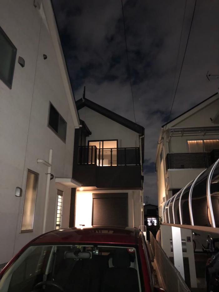 武蔵村山市榎|デザインアンテナ工事