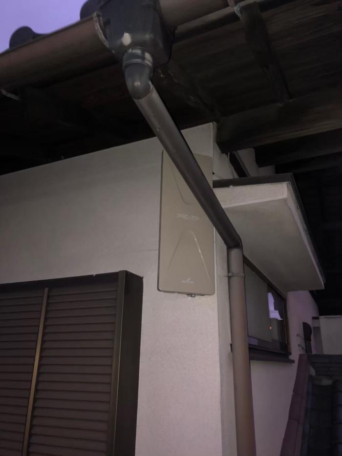川越市的場|デザインアンテナ工事