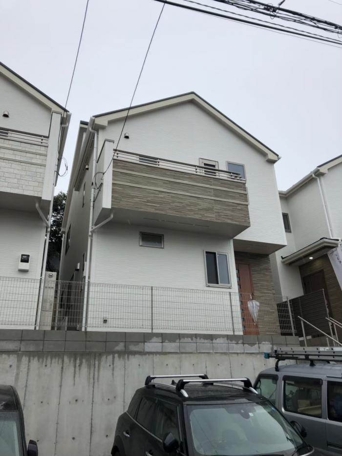 杉並区下高井戸|デザインアンテナ工事|飯田産業