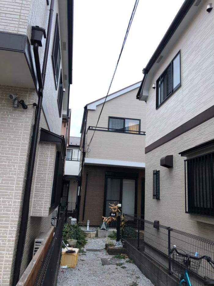 武蔵村山市学園|デザインアンテナ工事