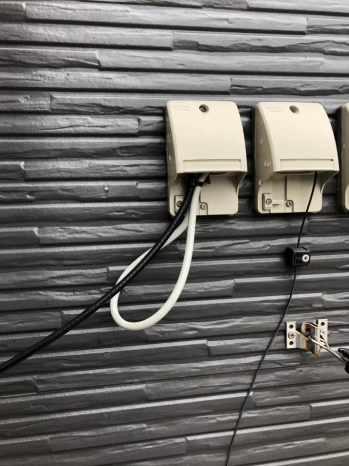 葛飾区宝町|同軸ケーブル交換工事