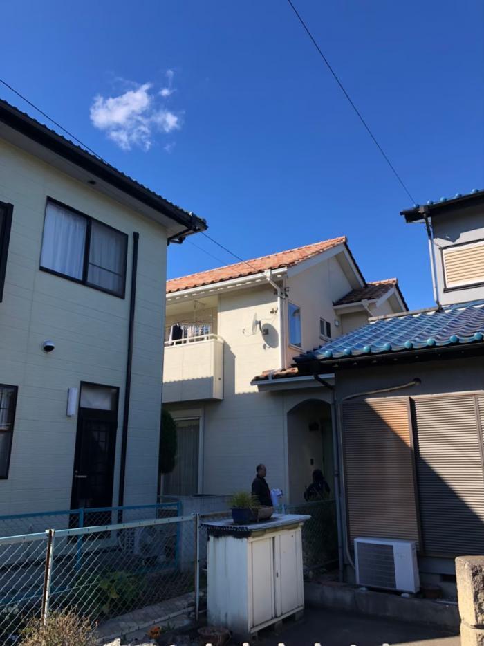 さいたま市北区奈良町 BSアンテナ取付工事