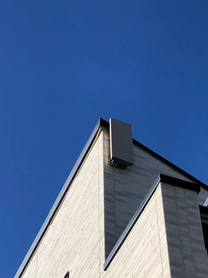中野区丸山|デザインアンテナ工事|オープンハウス