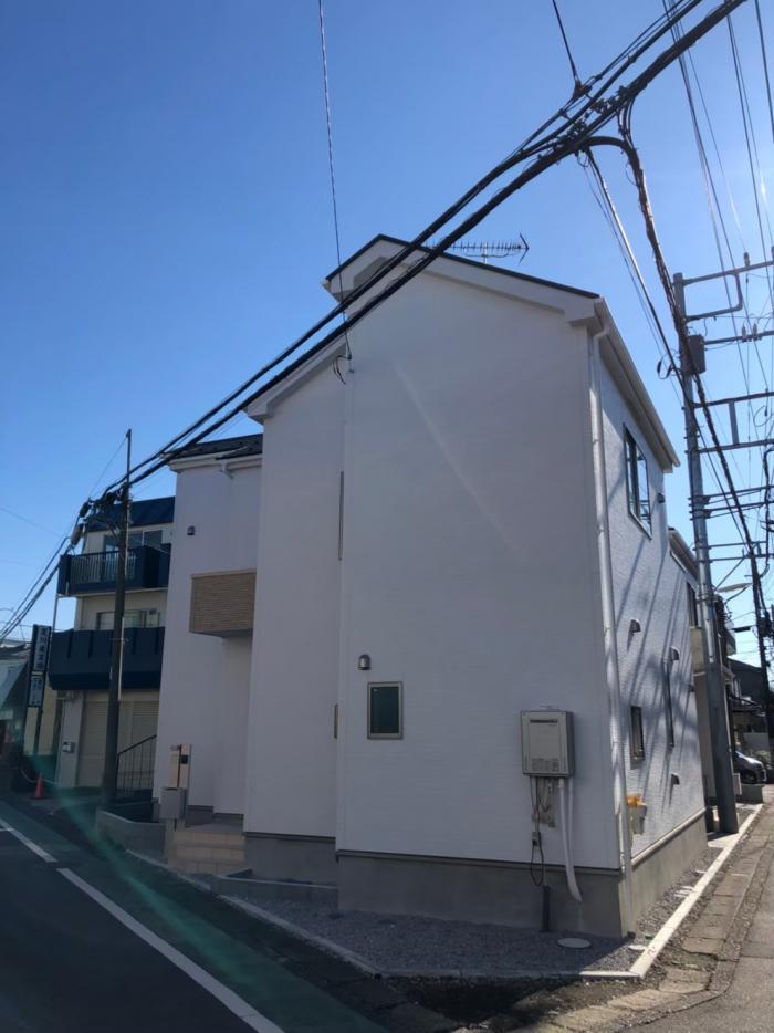 守谷市本町| BSCSアンテナ追加工事