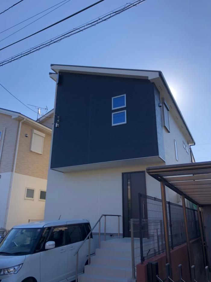 横須賀市森崎|デザインアンテナ工事|住宅情報館