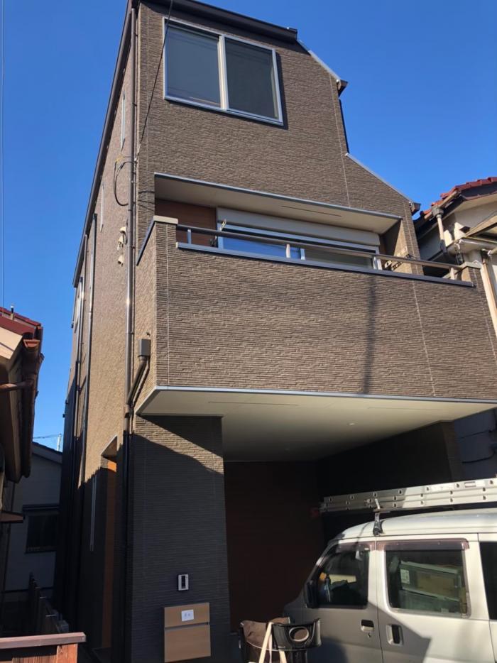 江戸川区|デザインアンテナ取り付け