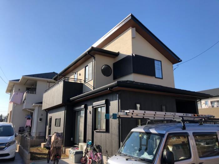 所沢市北中|デザインアンテナ工事