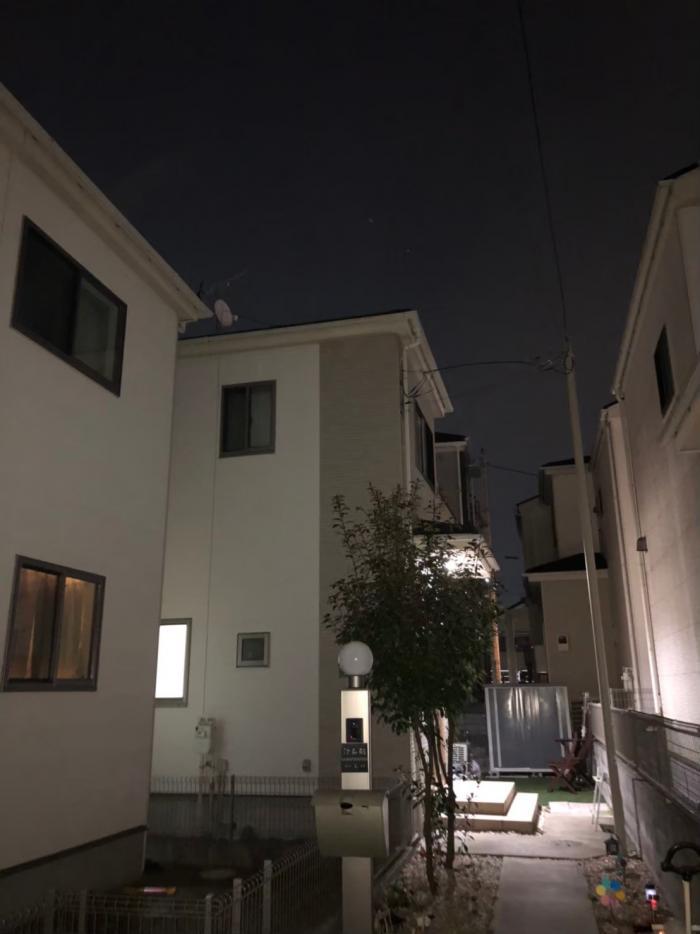 松戸市小山|UHFアンテナ+BSアンテナ工事
