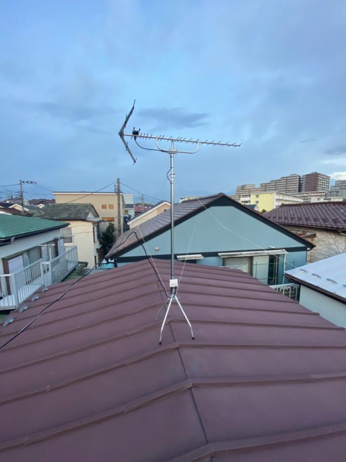 西東京市芝久保町|八木式アンテナ