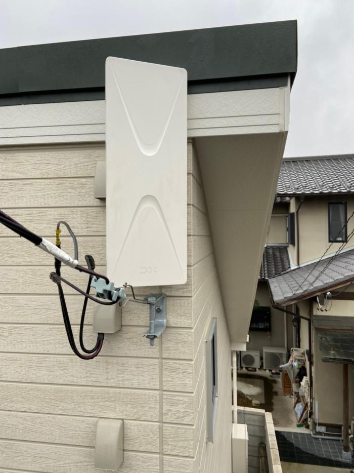 高崎市飯塚町|デザインアンテナ工事