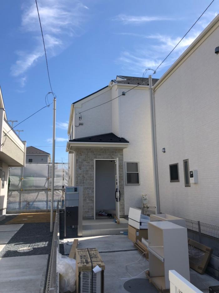 松戸市高塚新田|デザインアンテナ工事
