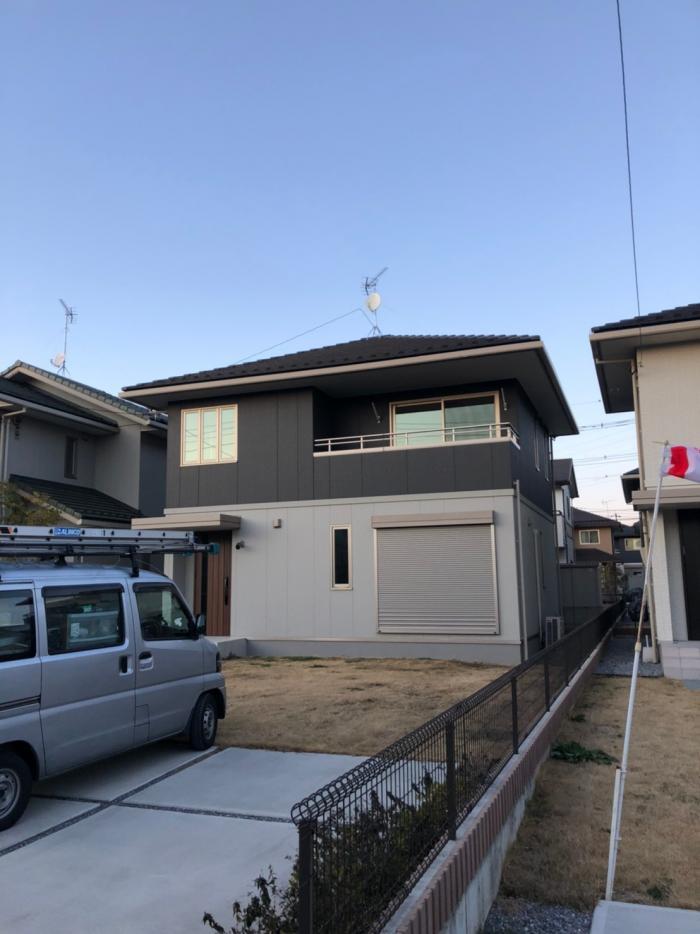 久喜市南栗橋|UHFアンテナ工事
