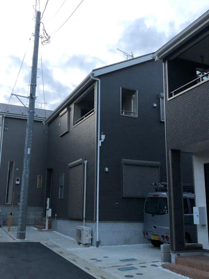 さいたま市南区大谷口|UHFアンテナ工事