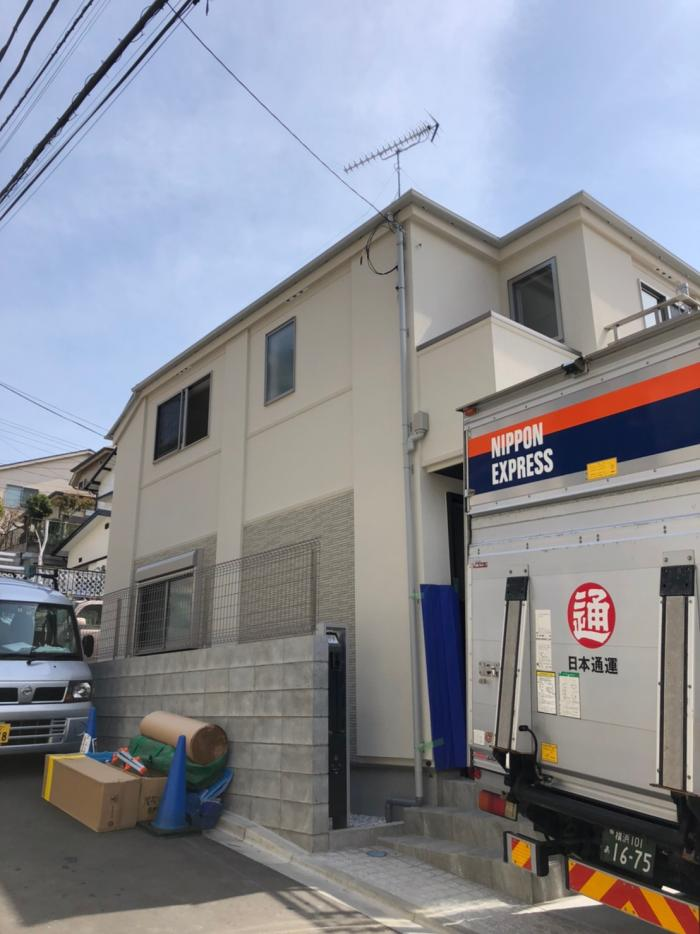 戸塚区平戸|高性能UHFアンテナ工事