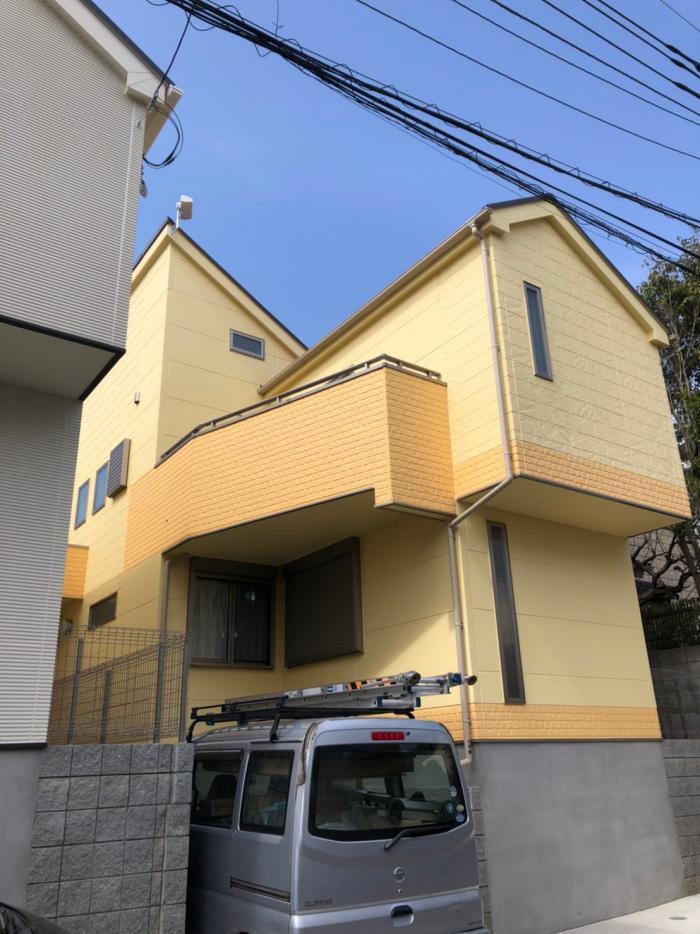 高津区久地|デザインアンテナ工事