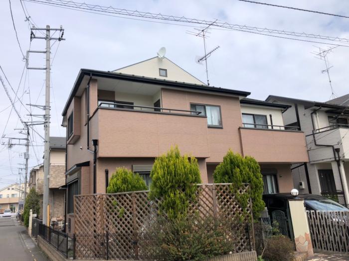上尾市今泉|BSアンテナ工事