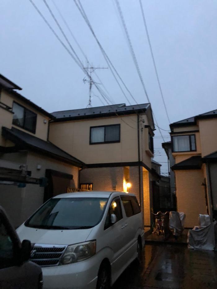 富士見市水谷東|UHFアンテナ工事