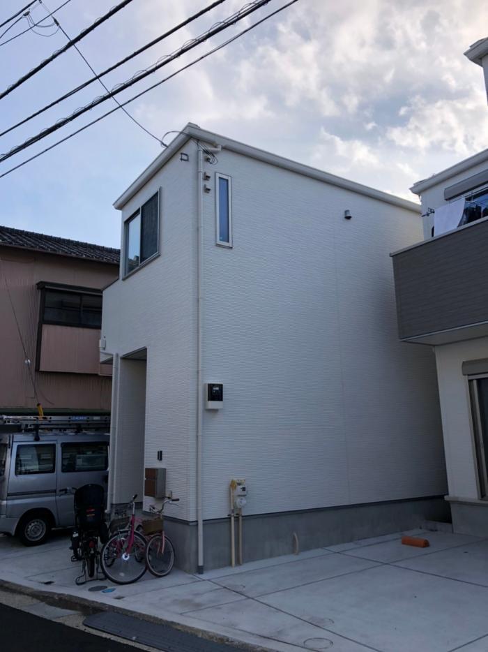 横浜市鶴見区上末吉|UHFアンテナ工事