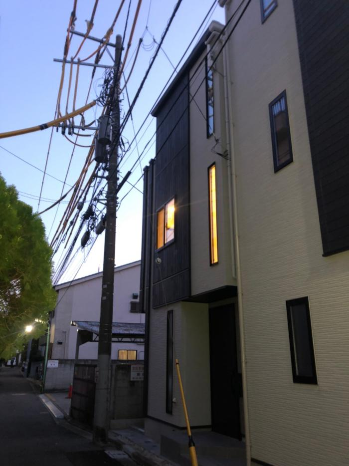 墨田区墨田|デザインアンテナ工事