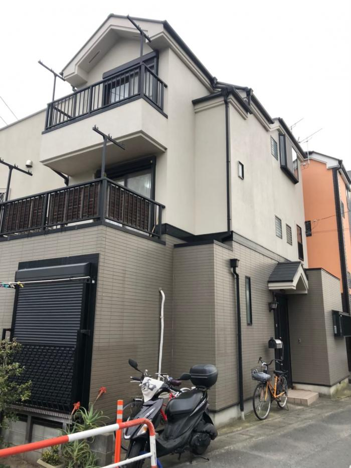 川崎市中原区上小田中|UHFアンテナ工事
