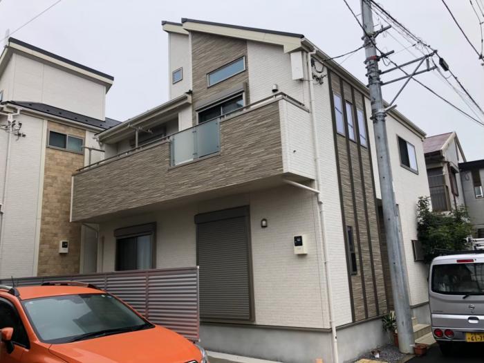 さいたま市大宮区桜木町|デザインアンテナ工事