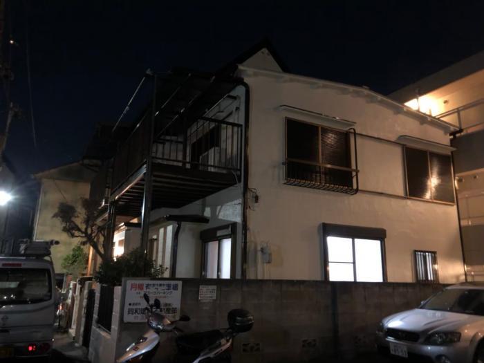 中野区新井|デザインアンテナ工事