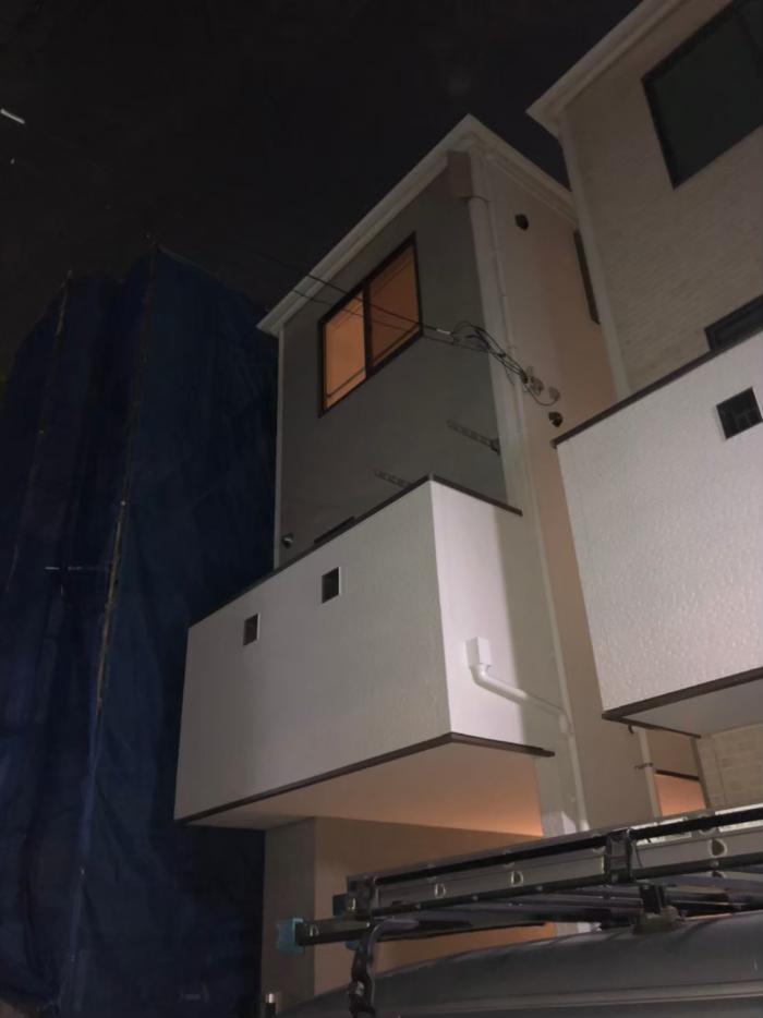 江東区亀戸|デザインアンテナ工事