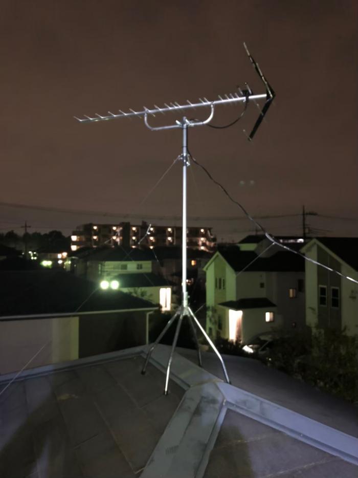 さいたま市浦和区大東|UHFアンテナ工事