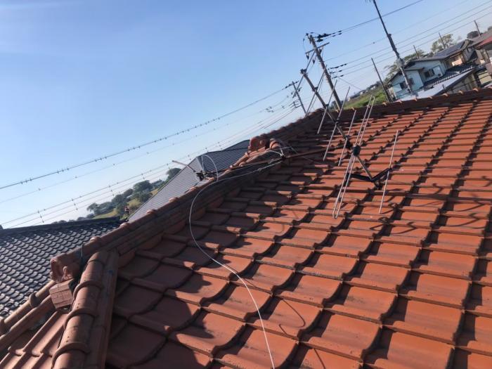 さいたま市浦和区瀬ヶ崎|アンテナ撤去工事