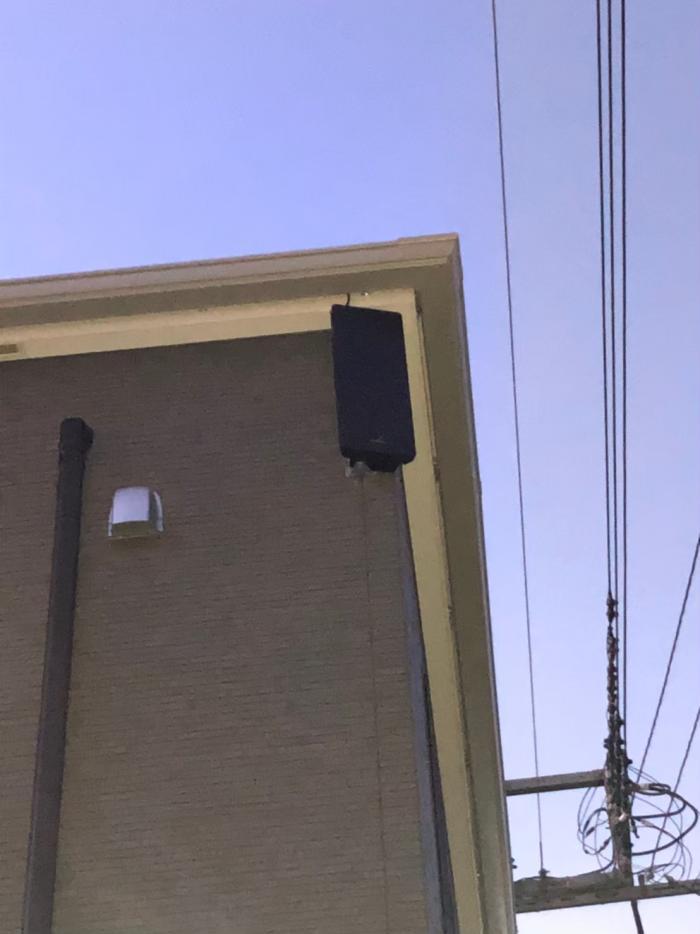 さいたま市岩槻区上野|デザインアンテナ工事